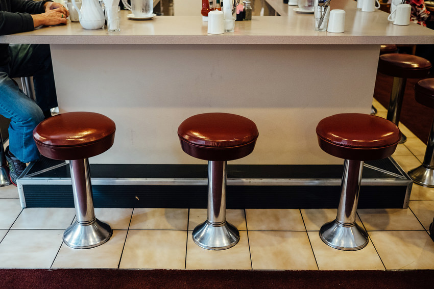 West egg, cafe, chicago, Food, Photographer, coffee, david mcclelland, photography, bar stools