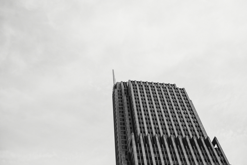 Buildings, Chicago, City, Photographer, b&w, black and white, david mcclelland, skyscrapers