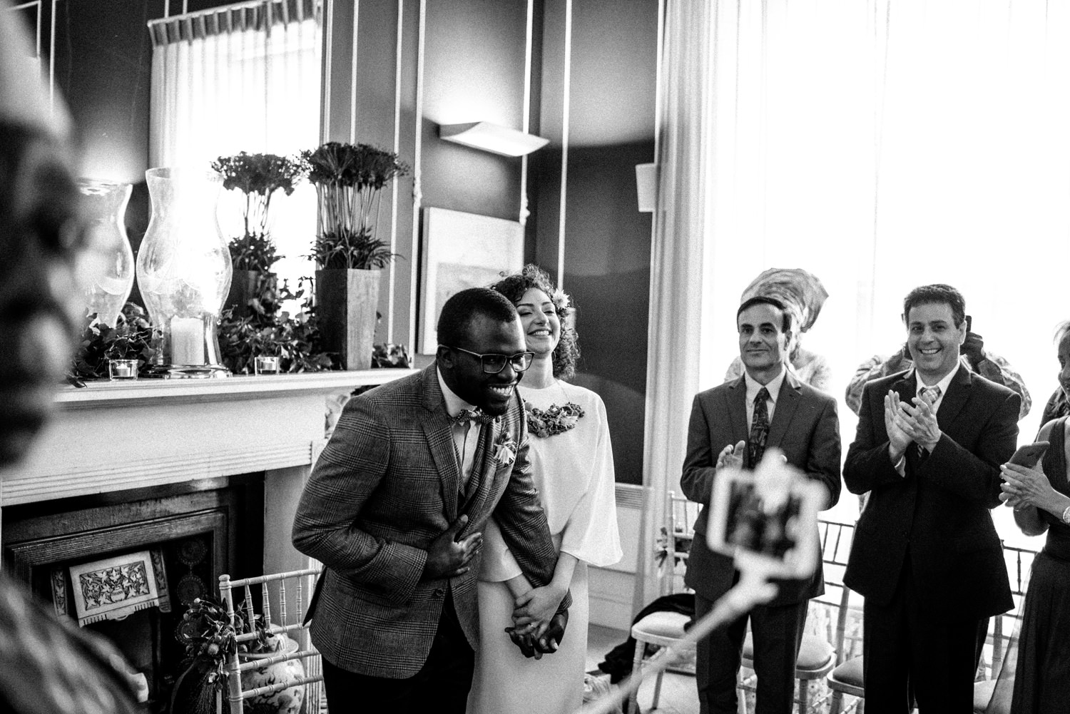 intimate fitzwilliam place dublin wedding