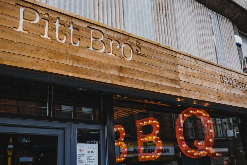 Pittbrosbbq, smoked, bbq, eatmeat, dublin, foodie, meateater, restaurant, photography, david mcclelland