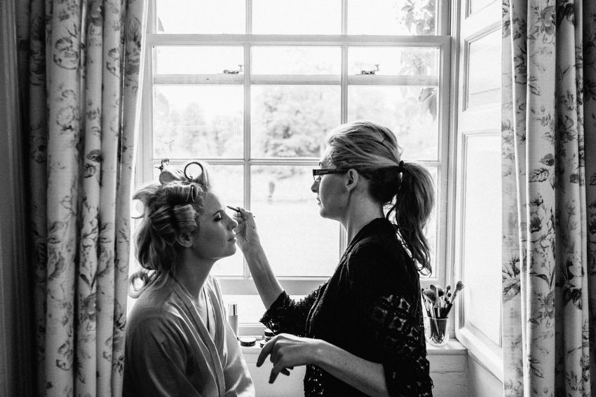 bridal preparations coughjordan house