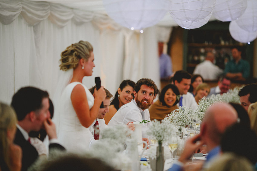 wedding speeches at coughjordan house