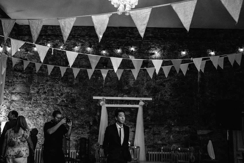 Wedding at Cloughjordan House