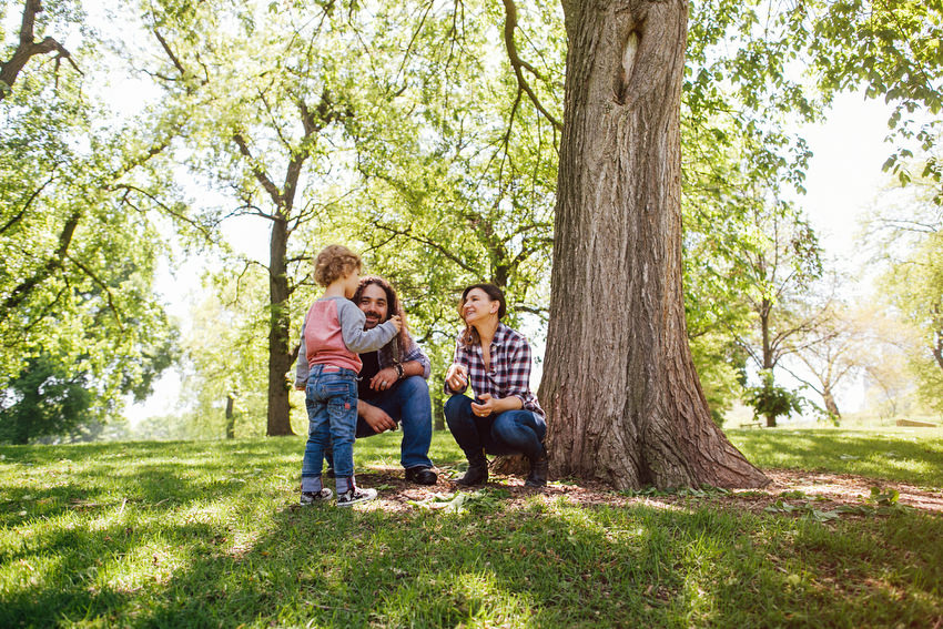 family photographer in lincoln park chicago david mcclelland