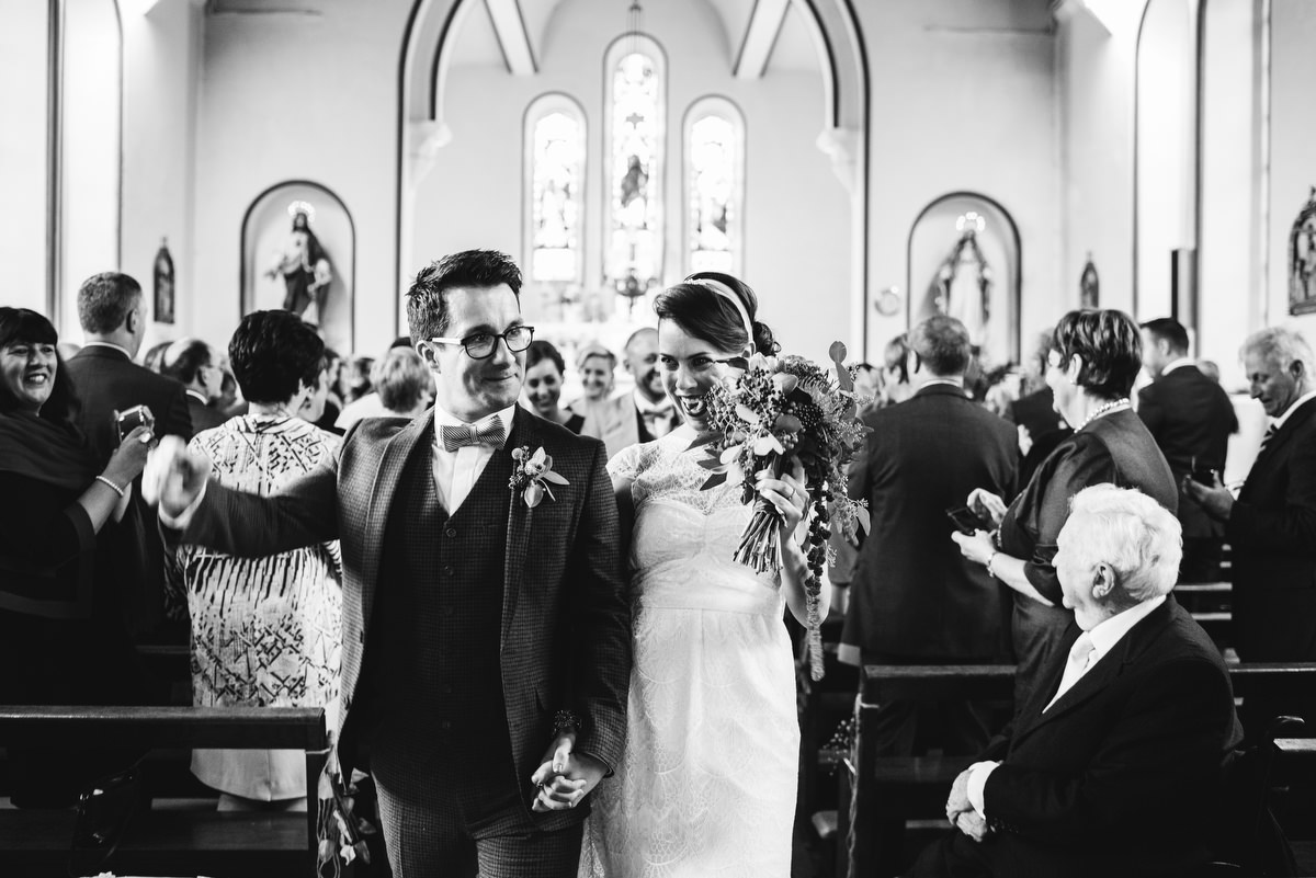 candid wedding photography ireland